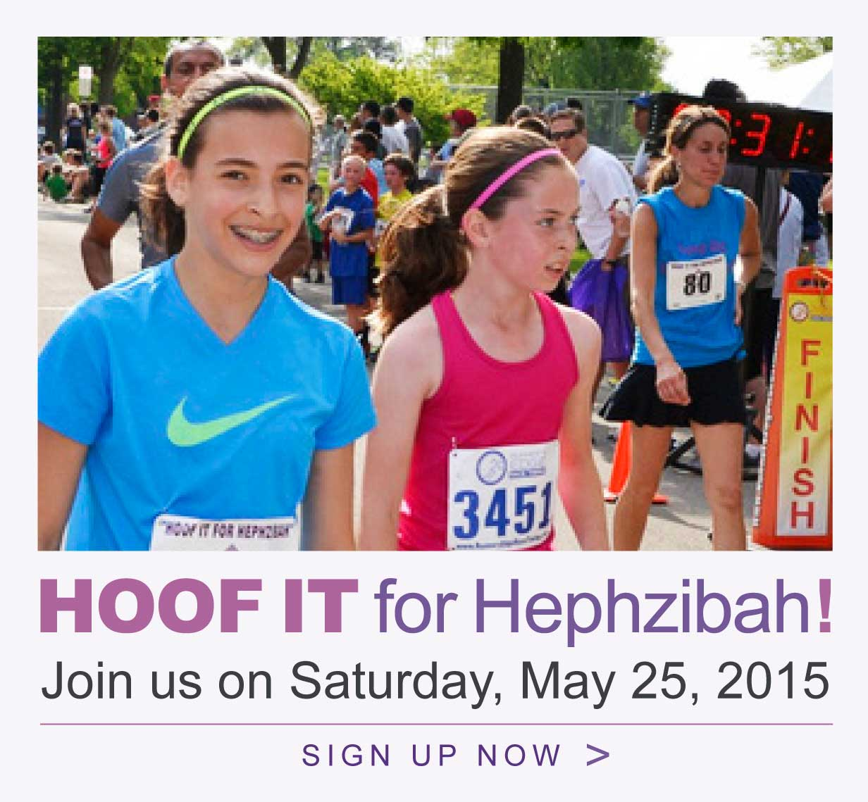 Hoof It for Hephzibah